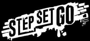 Step Set Go logo