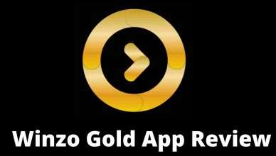 Winzo Gold App Reviews