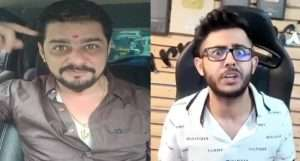 Hindustani Bhau supports Carryminati