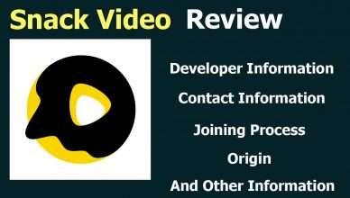 Snack Video information
