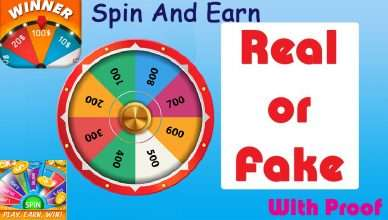 Spin and Earn