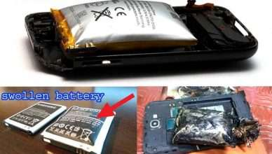 procedure for proper safety of battery