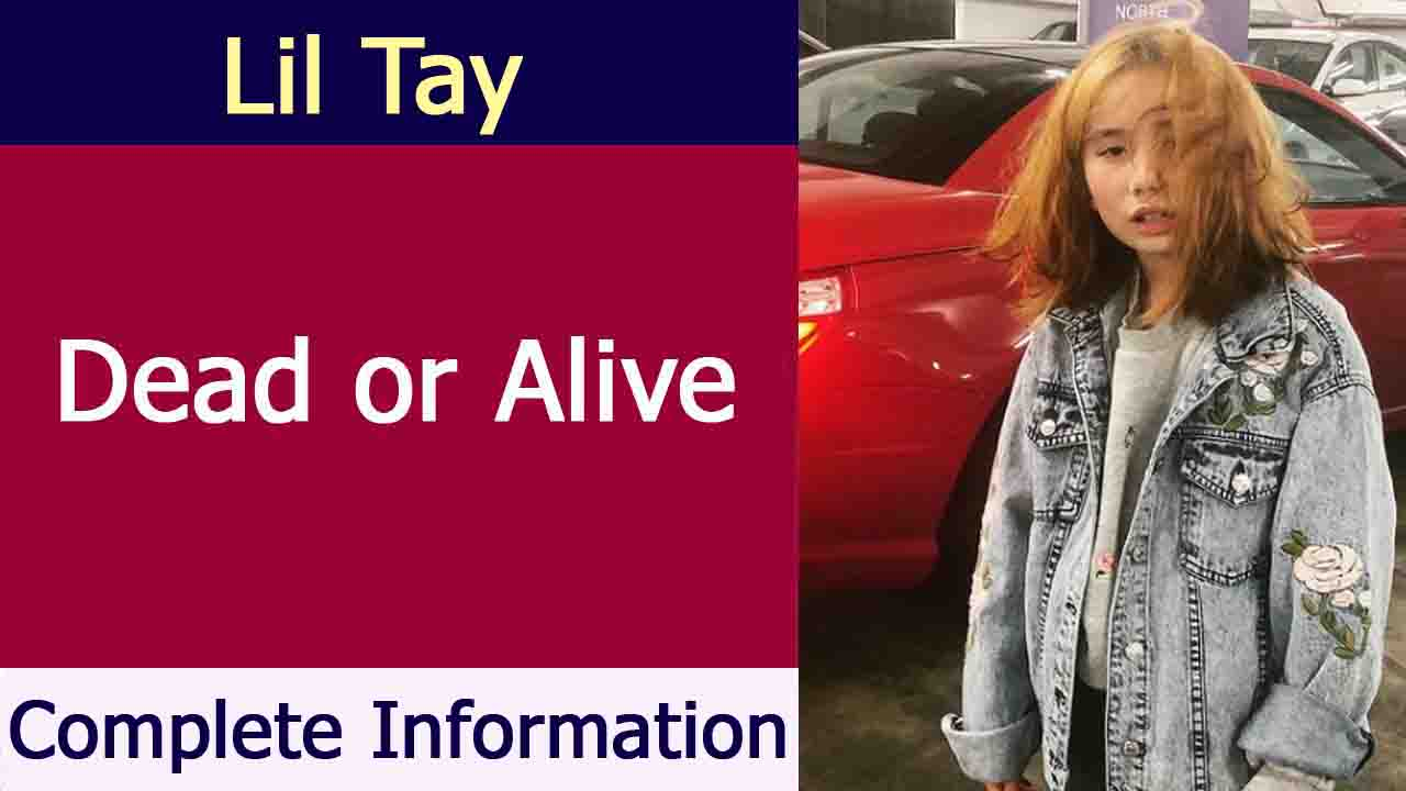 Lil Tay Dead or Alive
